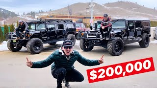 BUYING A SECOND $200,000 HUMMER H1 *MILITARY GRADE*