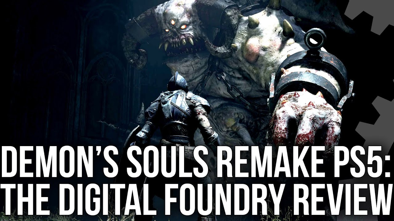Demon's Souls Remake on PlayStation 5: The Digital Foundry Tech Review
