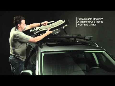 How to Install Thule 809 Double Decker Presented by Rack Outfitters