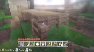 Minecraft Adventure Part 5: Decorating The House Part 2
