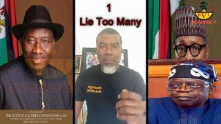 Lies Too Many For One Man - It's Pay Back Time - Reno Omokri Outburst