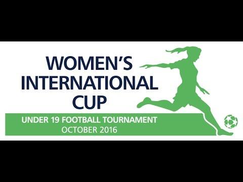 Women's International Cup 2016 - France v England