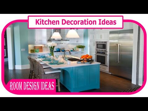 Kitchen Decoration Ideas - Vintage Kitchen Decorating Ideas | Retro Kitchen Design Ideas