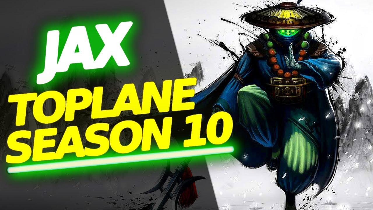 COME GIOCARE JAX TOP IN SEASON 10: Build e Rune per Jax Top 🔥League of Legends ita