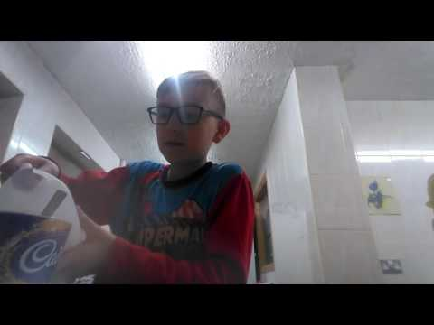 How to make a delicious Milkshake (Nesquick)