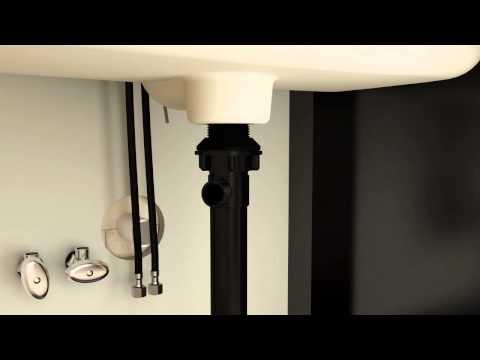 Installation - Elliston Single-Handle Bathroom Sink Faucet