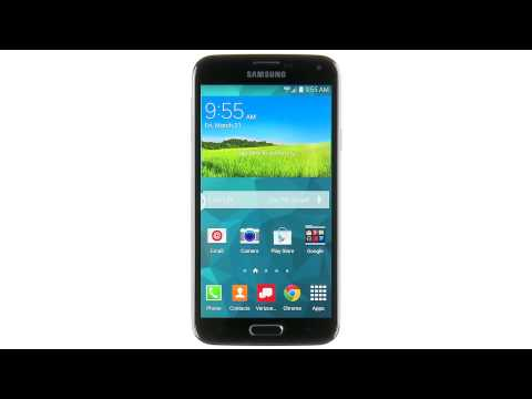 How To Use Multi Window - Samsung Galaxy S5