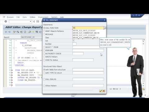 ALV Field Catalog Creation - SAP ABAP