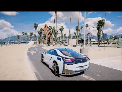 Gta V 2018 Bmw I8 Mod Redux New Gameplay Video Download