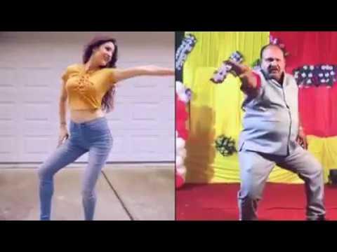 Sanjay Shrivastav Popular Dancing Video