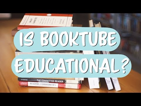 Is BookTube Educational?
