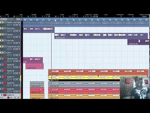 How to Mix Background Vocals (Afrobeat, Afropop, Naija-Style) in Cubase