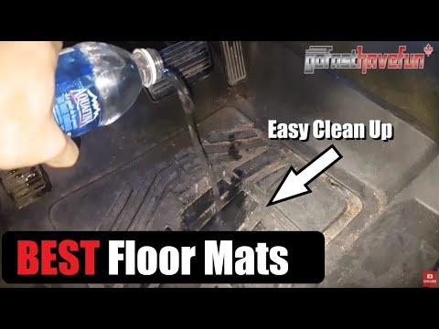 Best Floor Mats Ever!!! (AKA Floor Liner)