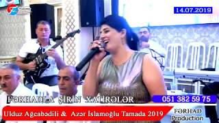 Ulduz Agcabedili & Azer islamoglu (beh beh adamin ruhu dincelir)2019