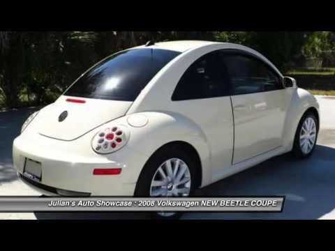 2008 Volkswagen NEW BEETLE COUPE SE New Port Richey FL 34652