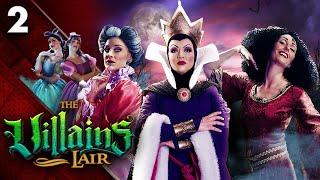 THE VILLAINS LAIR (Ep.2) - Tough Love  (A Disney Villains Musical) (Descendants 3)