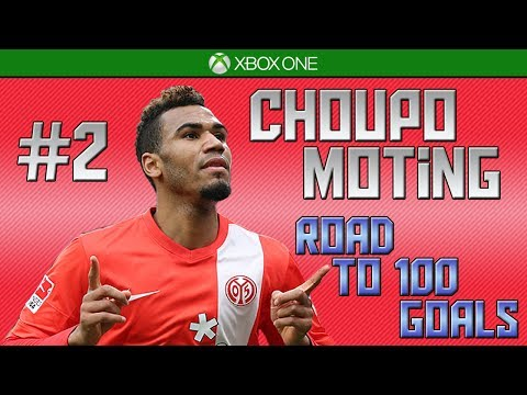 Fifa Ultimate Team - Choupo-Moting's Road To 100 Goals #2