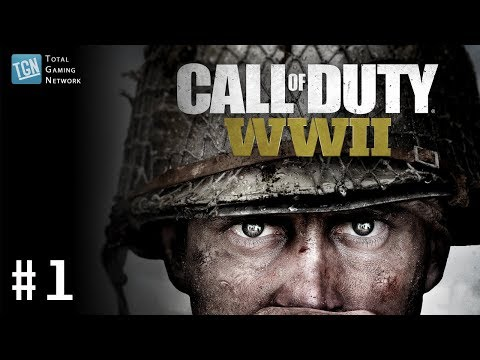 Call of Duty: WWII Part 1