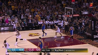 Quarter 4 One Box Video :Cavaliers Vs. Warriors, 6/8/2017