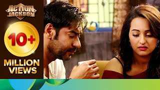 Right dose to the wrong person | Action Jackson | Movie Scene
