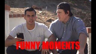 Funny Moments | David Lopez