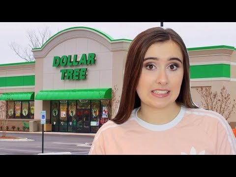 BEST & WORST AT THE DOLLAR TREE!
