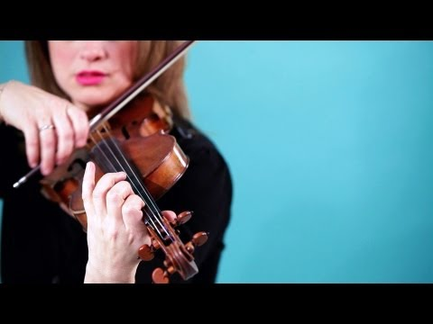 How to Finger Strike | Violin Lessons