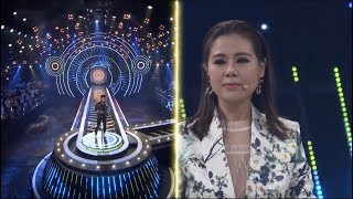 """Hồ Quang Hiếu thả thính cùng """"Kiều nữ làng hài"""" Nam Thư ngay trên sân khấu"""