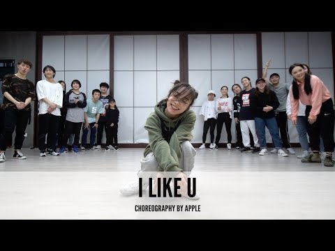 Niki - I Like You || Apple Choreography