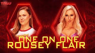 Ronda Rousey vs Charlotte Flair Hype Video