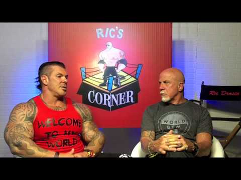 Rich Piana discusses building muscle & losing fat