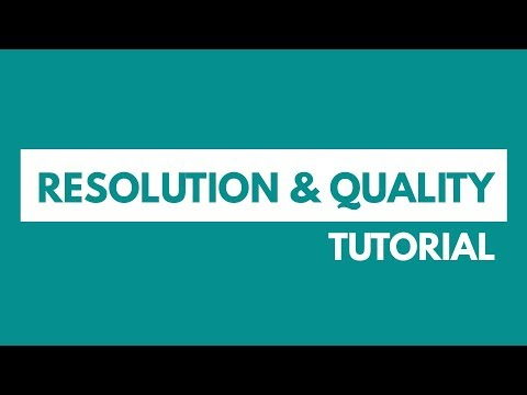 Understanding Photography Resolution and Quality