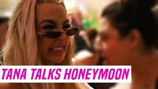 Tana Mongeau Says Jake Paul Honeymoon Will Be