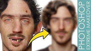 Photoshop Extreme Makeover - #16 pt2