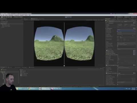 [Tutorial] Movement In Mobile VR: Look Walk