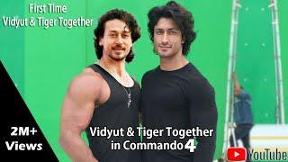 OMG Commando 3 Vidyut and Tiger Shroff Together in Commando 3 Trailer