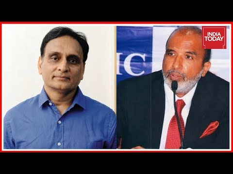 Newsroom : Rakesh Sinha Vs Sanjay Jha Over 'Quit India Movement'