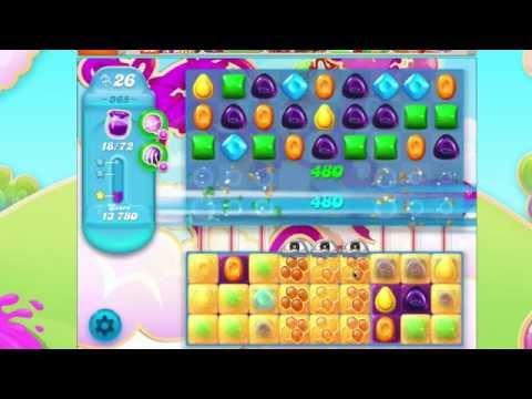 Candy Crush Soda Saga Level 365  No Boosters