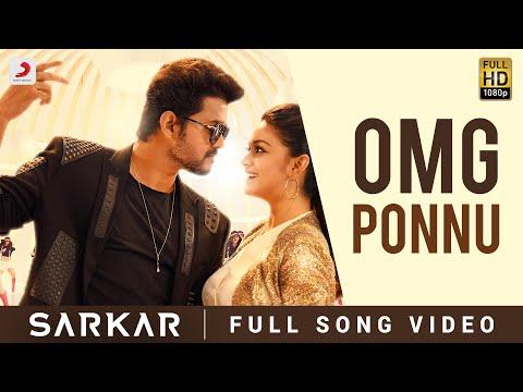 Xxx Mp4 Sarkar OMG Ponnu Song Video Tamil Thalapathy Vijay Keerthy Suresh A R Rahman 3gp Sex