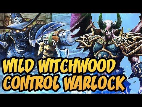 Hearthstone: Wild Witchwood Control Warlock
