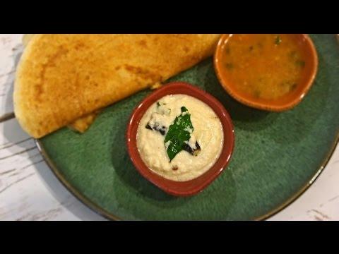 Tamil Coconut Chutney-Easy chutney recipe-Chutney for idli/dosa/pongal-Recipe by DMade