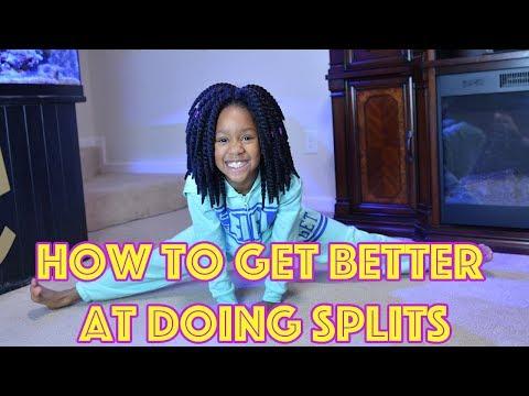 How to do a Split for Beginners | Gymnastics for Kids