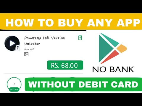 How to buy any application from play store with paytm balance