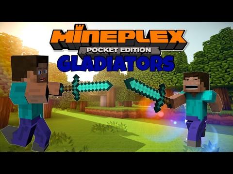 Minigame Mondays Gladiators