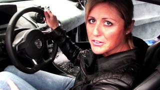 Exagon Furtive_eGT - Tested on the Nurburgring by Sabine Schmitz
