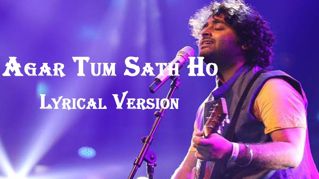 Download Arijit Singh : Agar Tum Sath Ho | Lyrical Version | Alka Yagnik , A.R. Rahman , Irshad Kamil MP3 Gratis