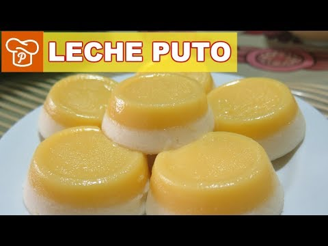 How to Make Leche Puto - Panlasang Pinoy Easy Recipes