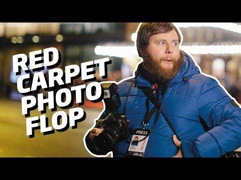 Jason Shutter's Red Carpet Fail | Specsavers