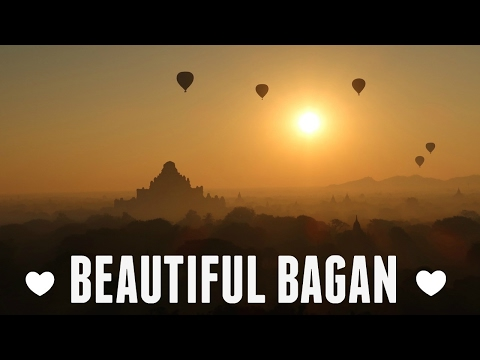 THE MOST BEAUTIFUL SUNRISE EVER! BAGAN | MYANMAR (BURMA)