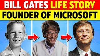 Bill Gates Biography in Hindi | Success Story of Microsoft | Billionaire Lifestyle